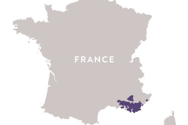 Map-France-Provence