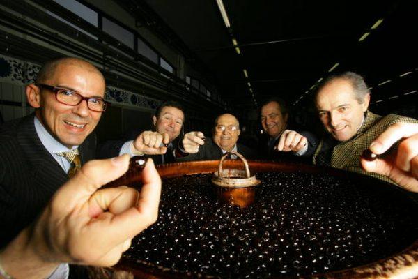 Bologna, premiata distilleria G. Fabbri